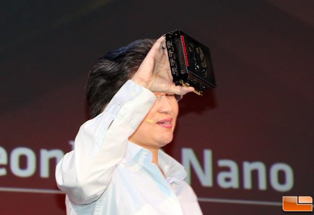 Radeon R9 Nano Video Connectors