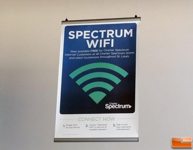 spectrum wifi