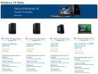 Dell Windows 10 Pre-Order Deals