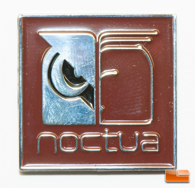 Noctua NH-D15 Case Badge