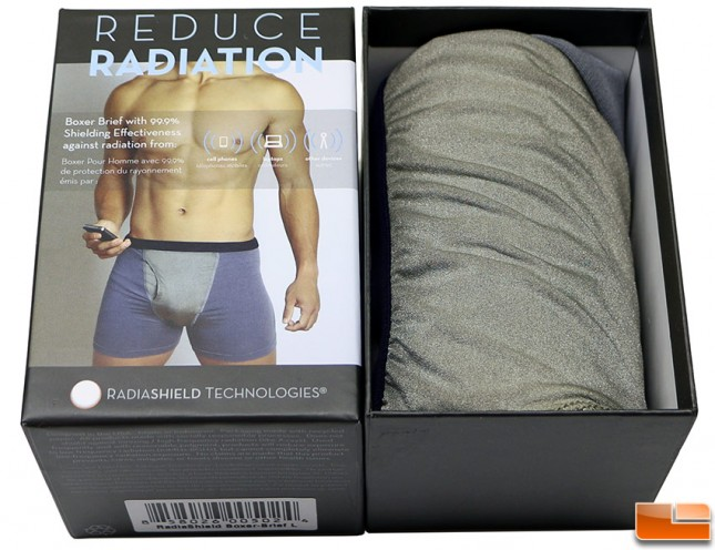 RadiaShield Boxer Briefs