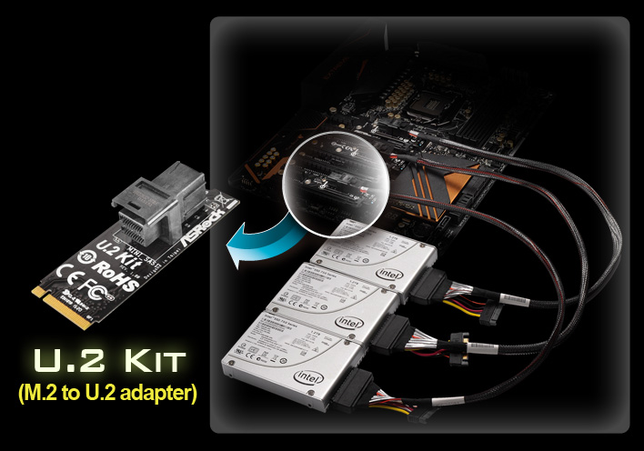 ASRock Uses SATA Express Port To Create Front USB 3.1 ...