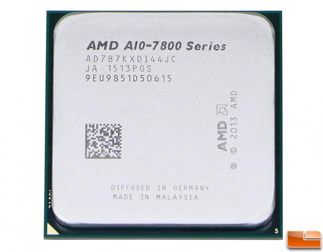 AMD A10-7870K APU