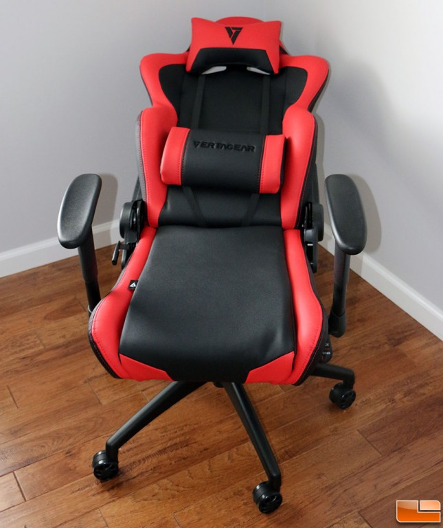 Vertagear Racing Series S Line Sl2000 Gaming Chair Review