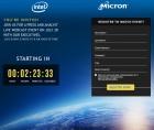 Intel Micron Event