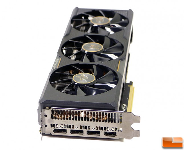 Sapphire R9 Fury Video Outputs