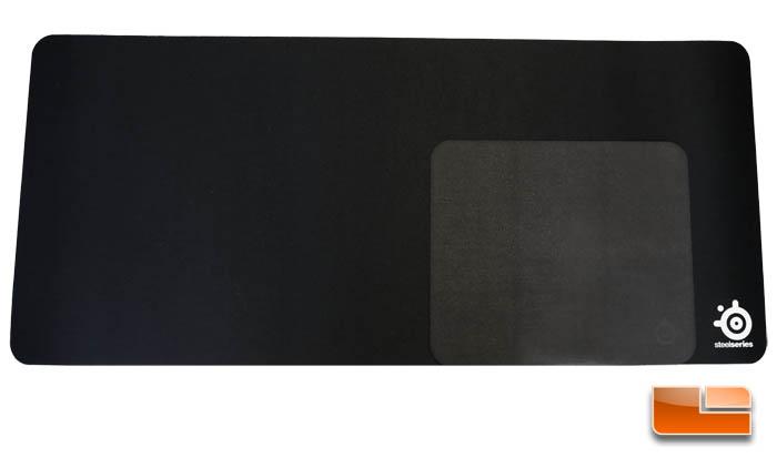 SteelSeries QcK XXL Gaming Mousepad Review - Legit Reviews