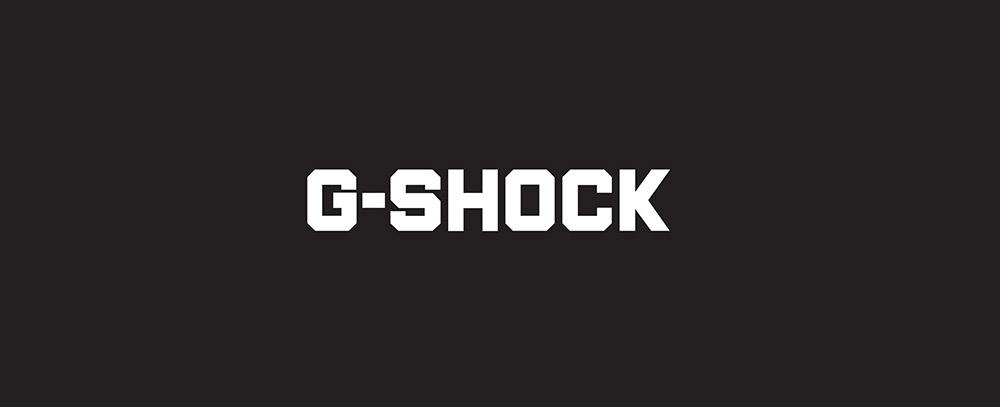 G Shock Logo on Barometric Pressure Sensor