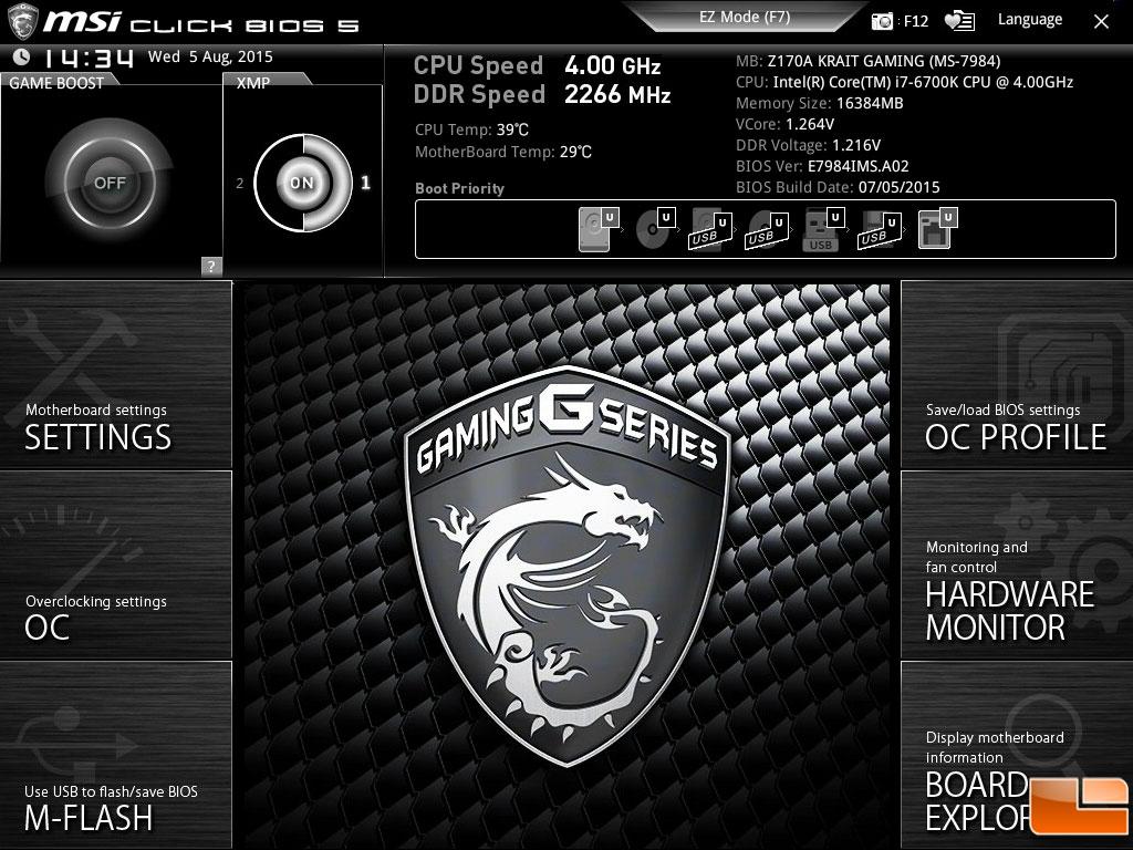 MSI Z97S SLI Krait Edition  Reviews  Tweakers
