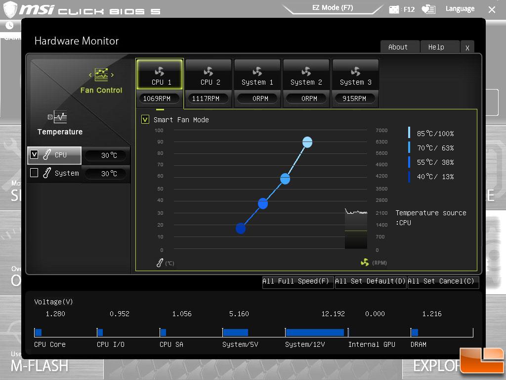 Controlling Case Fan Speed