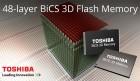 BiCS 3D NAND flash