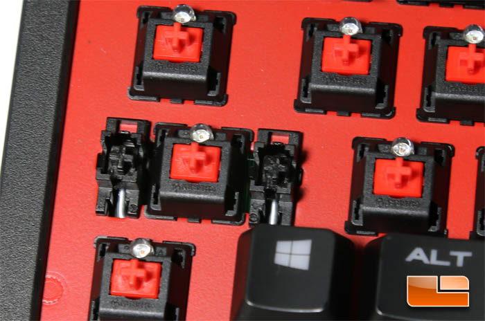 Corsair Gaming Strafe Mechanical Keyboard Review - Page 4 of 4