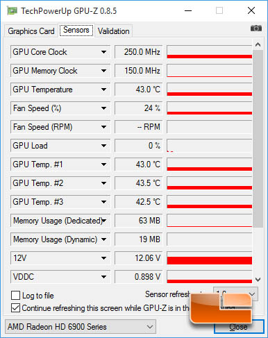 HD 6950 GPU-Z