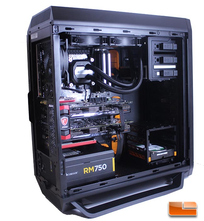 be quiet! Silent Base 800 PC Case Review - Page 5 of 5 ...