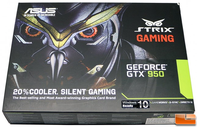 ASUS GeForce GTX 950 Retail Box
