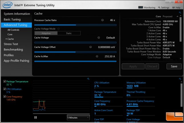 Intel Core i7-6700K Cache Overclocking With DDR4 3600 MHz Memory - Legit Reviews