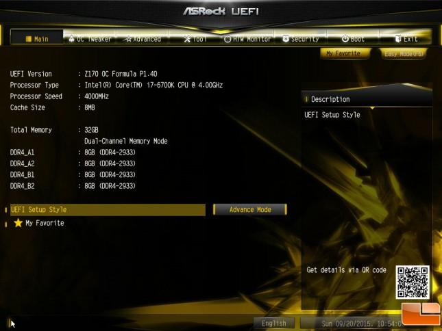ASRock-Z170-OC-Formula-BIOS-Main