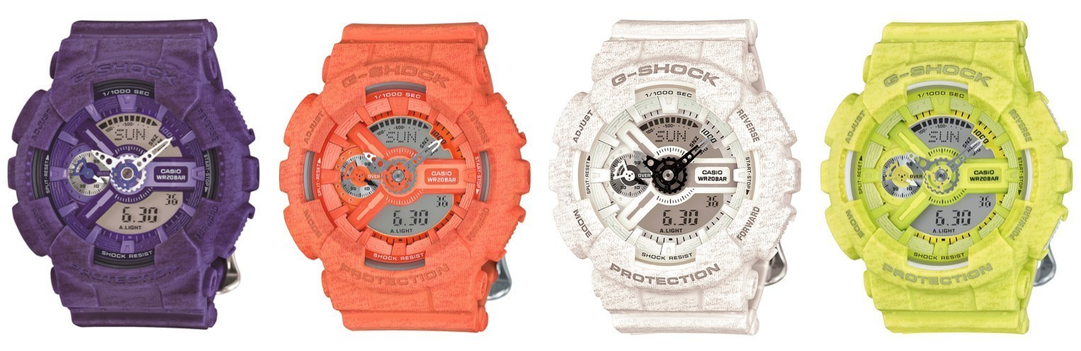 Casio G-SHOCK Introduces New S Series Women s CollectionCasio G ... afb5a32789