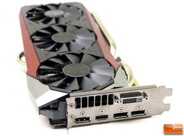 ASUS Radeon R9 390X STRIX Gaming HDMI