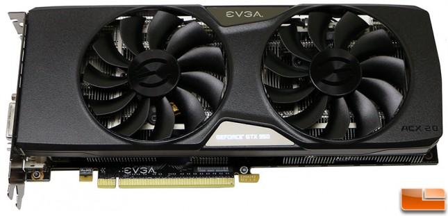 EVGA GeForce GTX 950 FTW