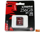 Kingston SDXC UHS-I U3 SDA3/256GB