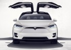 Tesla Model X - Falcon Wing