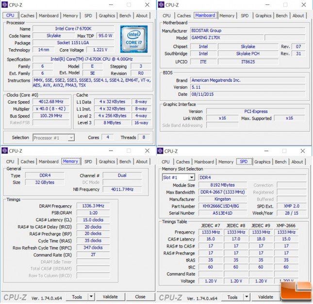 Biostar-Gaming-Z170X-Benchmarks-CPUz-Updated
