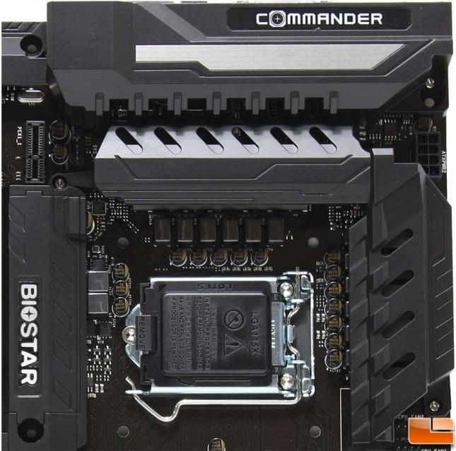 Biostar-Gaming-Z170X-CPU