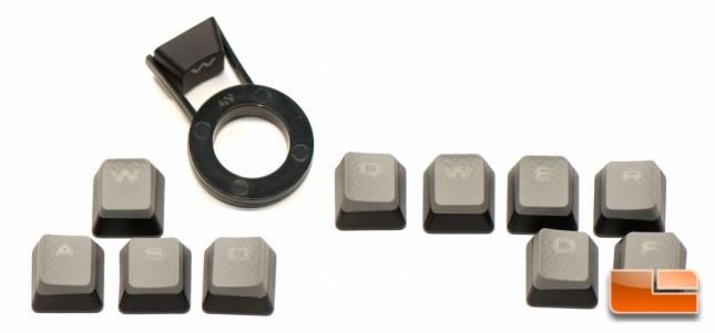 Corsair STRAFE RGB FPS-MOBA Keycaps