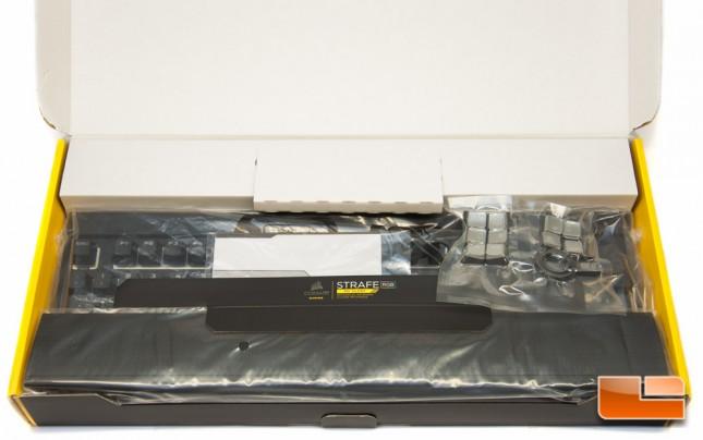 Corsair STRAFE RGB Box