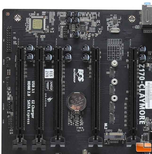 ECS-Z170-Claymore-PCIe-Sockets