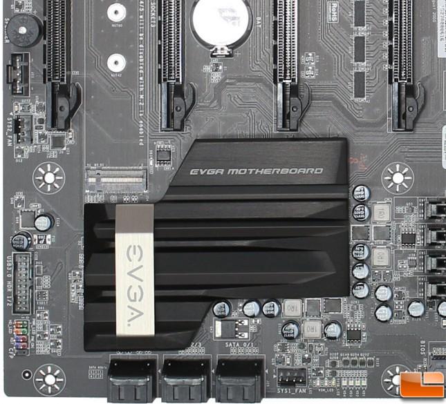 EVGA-Z170-FTW-Z170-Chipset-Area