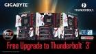 Gigabyte Intel Thunderbolt 3