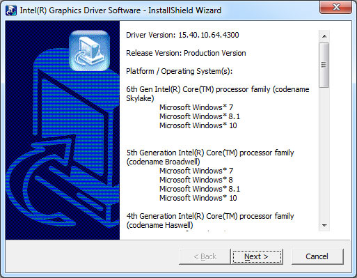 Intel Hd Graphics 4400 Driver Download Windows 8.1