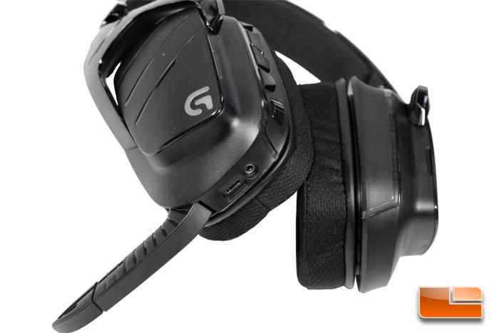 Logitech G Artemis Spectrum on Logitech Usb Headset