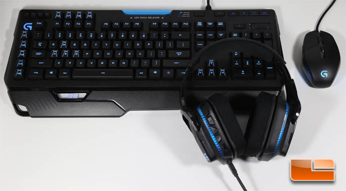 logitech how to change color
