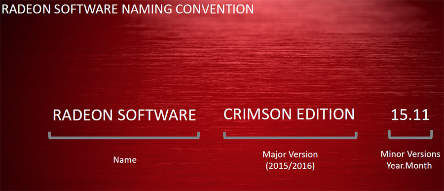 AMD Radeon Software Crimson Edition Drivers Will Replace Catalyst