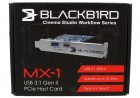 Blackbird MX-1