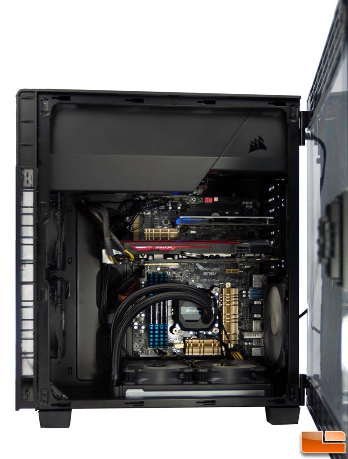 Corsair Carbide 600C Inverse ATX PC Case Review - Page 4 ...