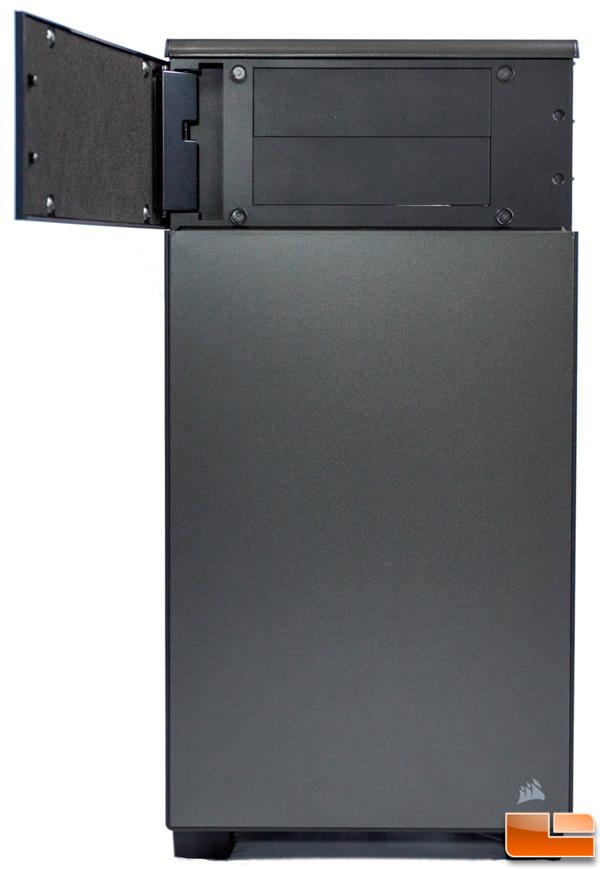 Corsair Carbide 600C Front Open