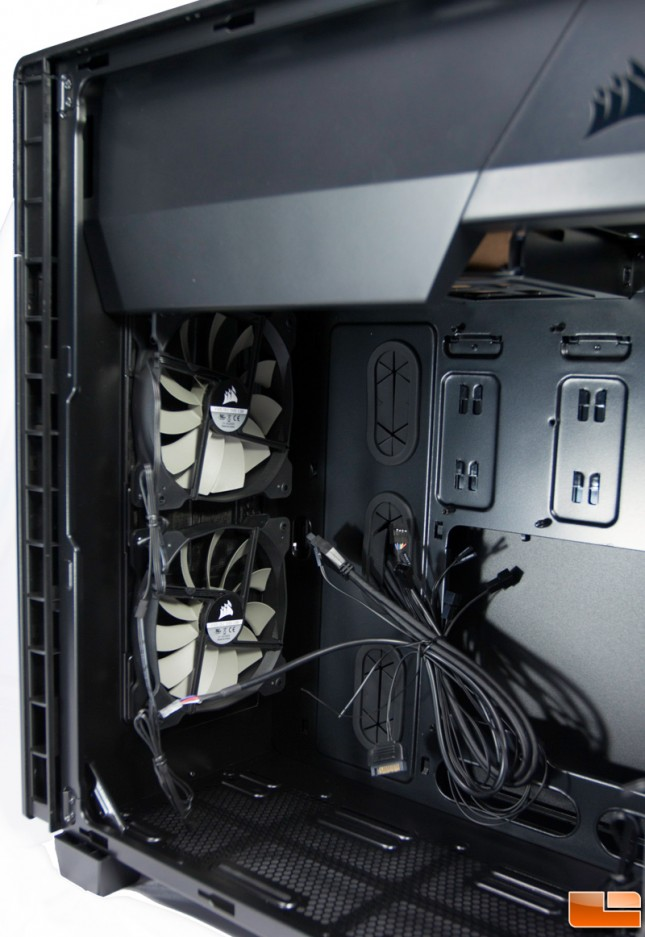 Corsair Carbide 600C Internal Rear