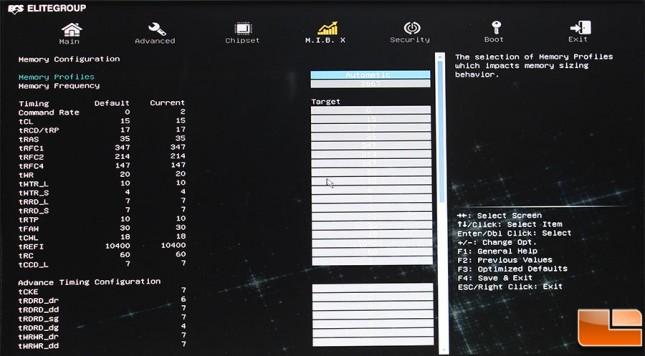ECS-Z170-Claymore-BIOS-Memory-Config