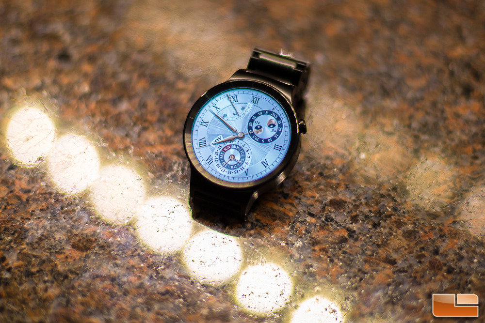 Huawei Smartwatch ReviewUp Close with the Huawei Smartwatch