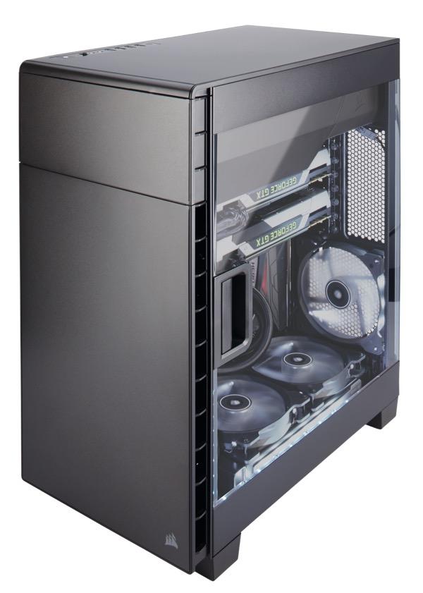 Corsair Carbide 600C OEM Build
