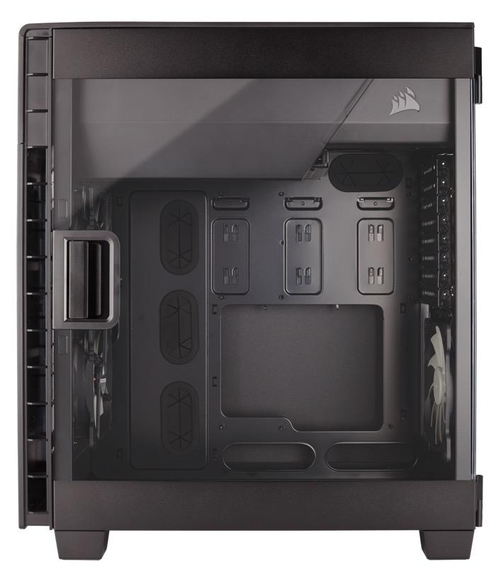 Corsair Carbide 600c Inverse Atx Pc Case Review Page 2