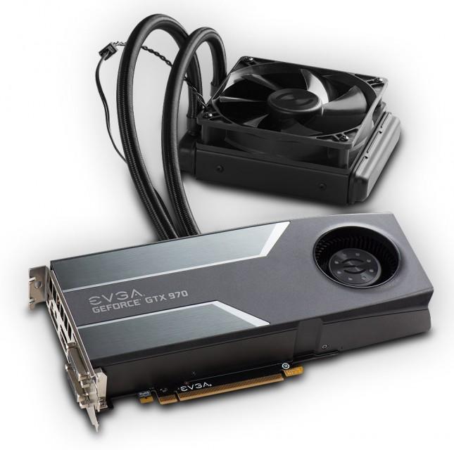 EVGA GeForce GTX 970 Hybrid