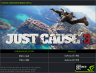Just Cause 3 Video Card Suggestions