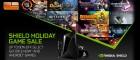 NVidia Shield Games Holiday Sale