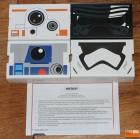 Star Wars Google Cardboard Viwers