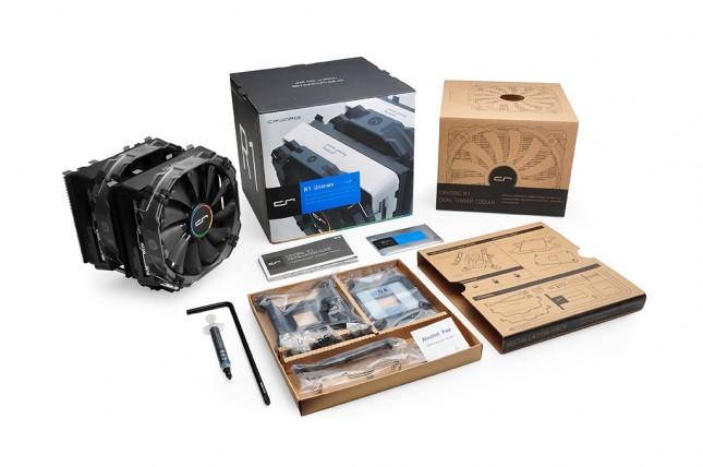 Cryorig R1 Ultimate - Complete Retail Package
